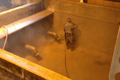 Water Tank Refurbishment 1